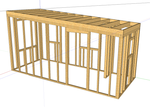Sketchup Screen shot